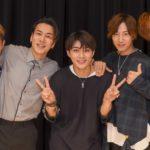 『TaeHoon(from CODE-V)&CODE-Vミニライブツアー 2017 Autumn』<br>二部:『CODE-V ミニライブ』レポート<br>2017/10/1(日) 都久志会館