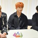 U-KISS<F.A.E.P.単独インタビュー:後編>2017/10/12(木)
