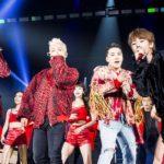 BIGBANG、海外アーティスト史上初の5年連続日本ドームツアー<br>福岡 ヤフオク!ドームにて開幕!≪オフィシャルレポート≫