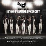 """奇跡の歴代級""""長身ドル""""【Great Guys】日本初来日決定!<br>【Great Guys】In Tokyo Warming up Concert"""