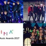 【MUSIC ON! TV(エムオン!)】 韓国・ソウルから完全生中継!<br> 韓国No.1音楽サイト「Melon」主催の授賞式!! 「Melon Music Awards 2017」