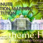 1minute projection mapping in ハウステンボス  アジア最大のプロジェクションマッピング国際大会! 本年3月~5月にかけてハウステンボスで初開催!
