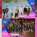 『KCON 2018 JAPAN×M COUNTDOWN』 最終ラインナップ発表!CHUNG HA、IN2IT、N.Flying、 Sik-K、TRCNG の出演が決定!!