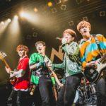 N.Flyingが日本初ワンマンライブで3月5日に入隊するヨンファ(CNBLUE)に演奏ではなむけ≪オフィシャルレポート≫