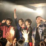 """台湾ボーイズバンド""""noovy""""、1st TOUR大成功!"""